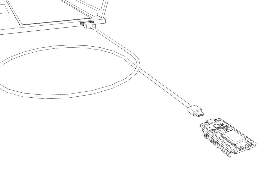 Підключення контролера NodeMCU/ESP8266 до USB порту ПК
