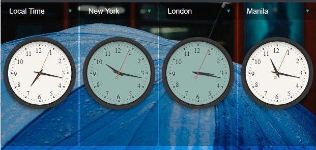 Визначення місцевого часу з урахуванням часового поясу та переходу на літній час